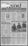 Washington University Record, February 22, 2002