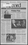Washington University Record, April 19, 2002