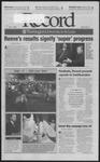 Washington University Record, September 13, 2002