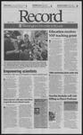 Washington University Record, September 27, 2002