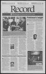 Washington University Record, October 18, 2002