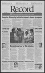 Washington University Record, November 22, 2002