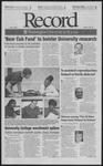 Washington University Record, December 6, 2002