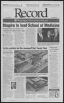 Washington University Record, December 13, 2002