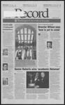 Washington University Record, January 17, 2003