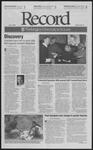 Washington University Record, January 31, 2003