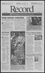Washington University Record, March 28, 2003