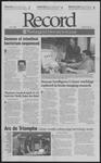 Washington University Record, April 4, 2003