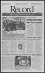 Washington University Record, April 11, 2003