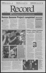 Washington University Record, April 18, 2003