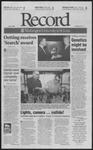 Washington University Record, May 9, 2003