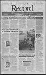 Washington University Record, July 11, 2003