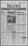 Washington University Record, August 22, 2003