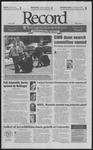 Washington University Record, August 29, 2003