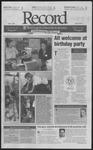 Washington University Record, September 5, 2003
