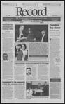 Washington University Record, September 12, 2003
