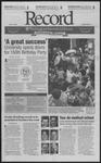 Washington University Record, September 19, 2003