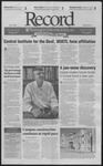 Washington University Record, October 3, 2003