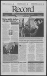 Washington University Record, October 10, 2003