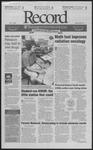 Washington University Record, October 17, 2003