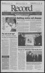 Washington University Record, October 24, 2003
