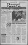 Washington University Record, October 31, 2003