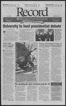 Washington University Record, November 7, 2003