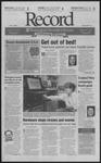 Washington University Record, November 14, 2003