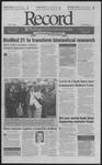 Washington University Record, November 21, 2003