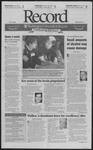 Washington University Record, February 20, 2004