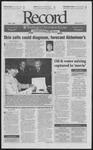 Washington University Record, March 5, 2004