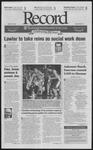 Washington University Record, March 19, 2004