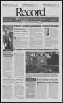 Washington University Record, April 2, 2004