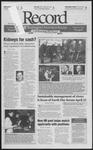 Washington University Record, April 16, 2004