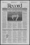 Washington University Record, August 27, 2004