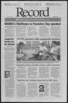 Washington University Record, September 17, 2004