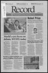 Washington University Record, October 8, 2004