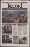Washington University Record, October 15, 2004