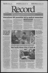 Washington University Record, October 22, 2004