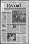Washington University Record, November 12, 2004