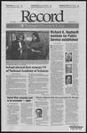 Washington University Record, February 18, 2005