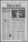 Washington University Record, April 1, 2005