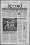 Washington University Record, April 29, 2005