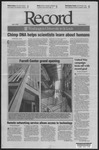 Washington University Record, September 9, 2005