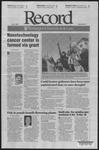 Washington University Record, October 14, 2005