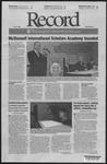 Washington University Record, October 21, 2005