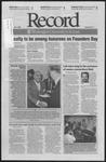 Washington University Record, November 4, 2005