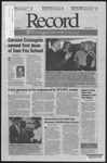 Washington University Record, November 18, 2005
