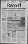 Washington University Record, August 25, 2006