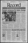 Washington University Record, September 14, 2006